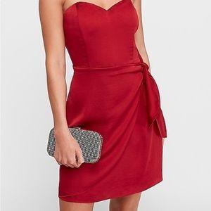 Express date night strapless dress NEW SIZE 6